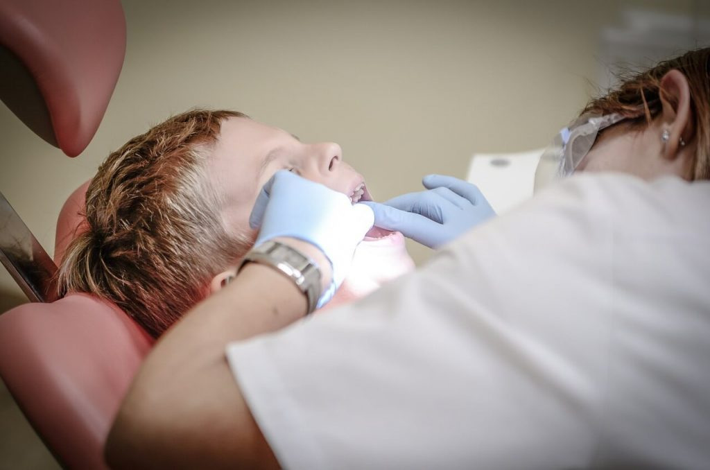 Pasos para una limpieza dental